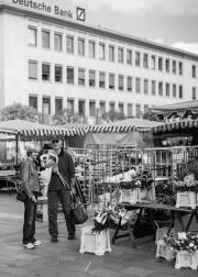 Markttag in Kaiserslautern