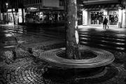 Ein Abend in der Stadt