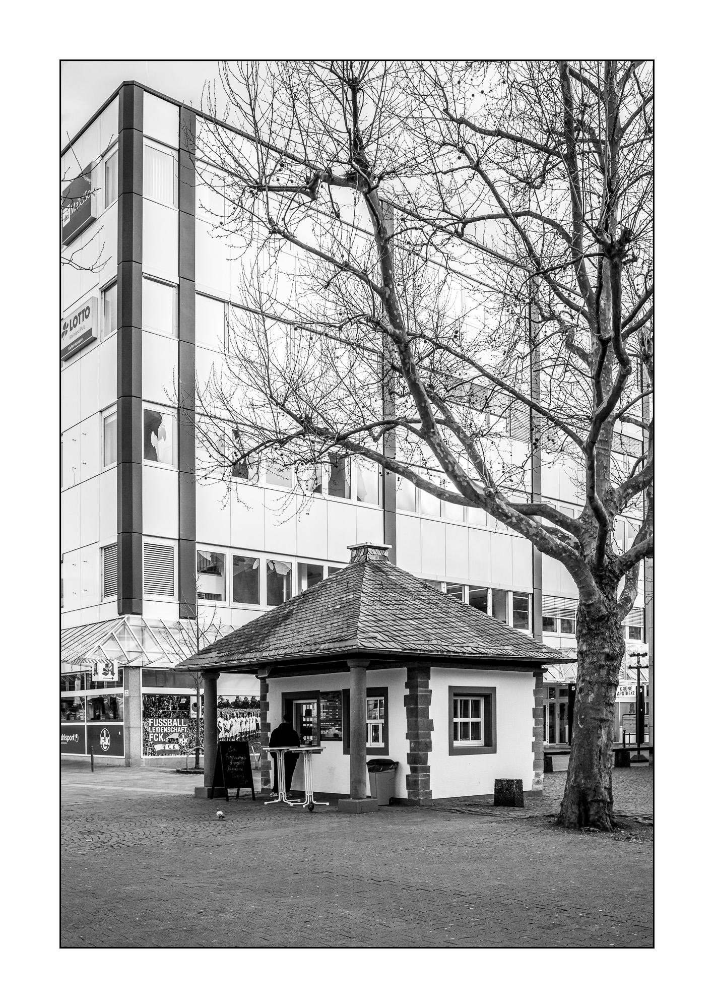 Kiosk Stiftsplatz, Kaiserslautern