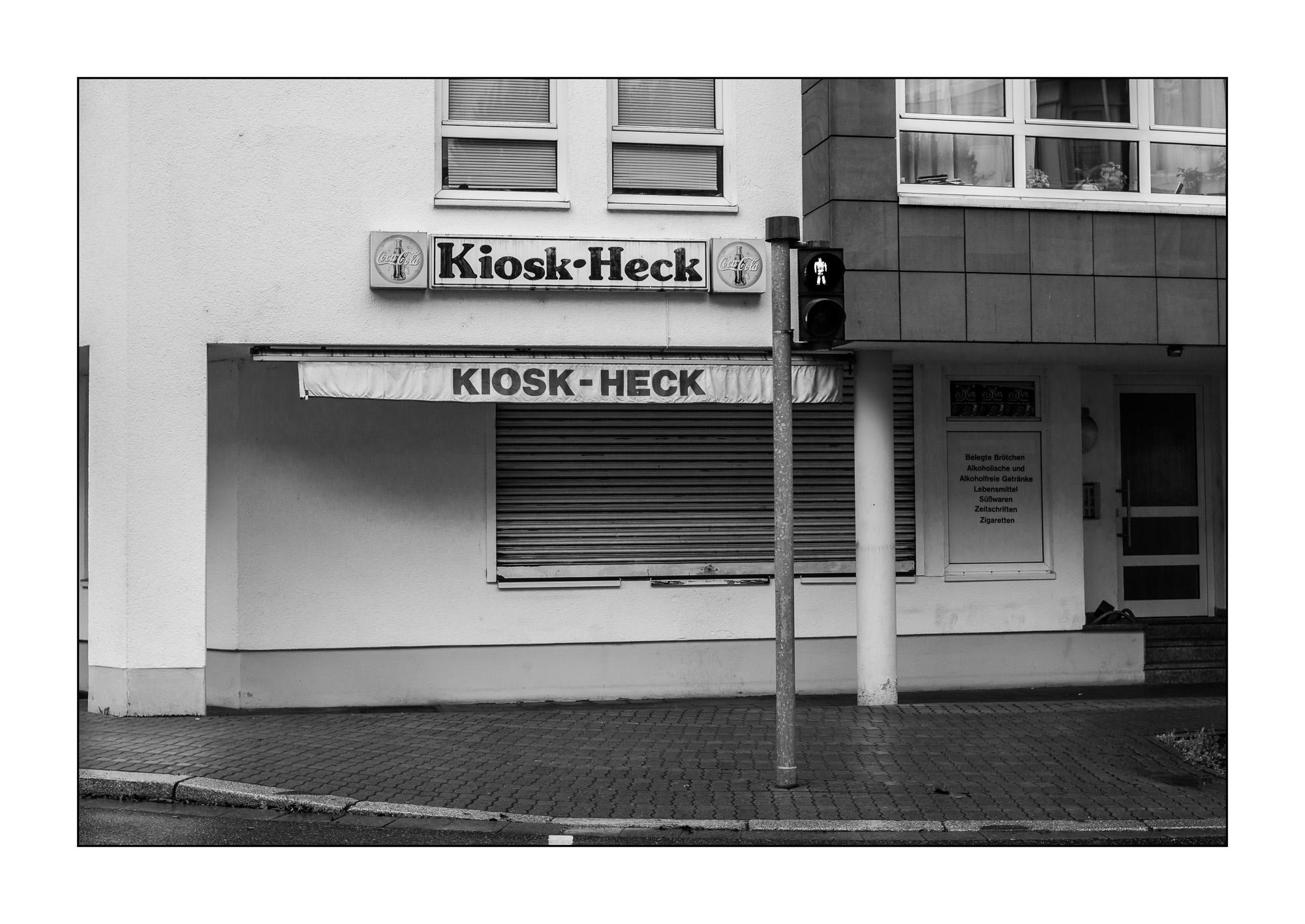 Kiosk Heck, Haagstraße Kaiserslautern