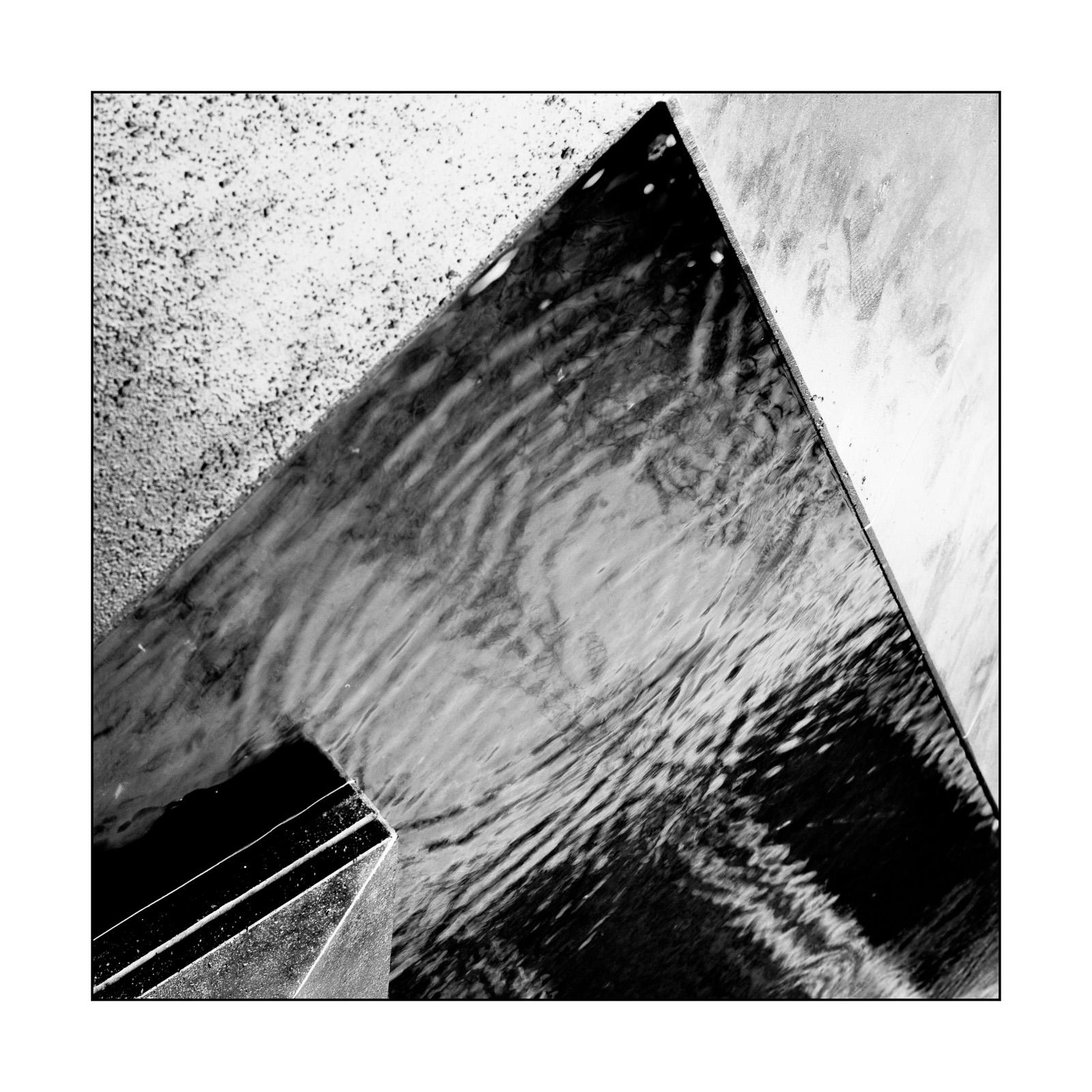 Regen im Quadrat