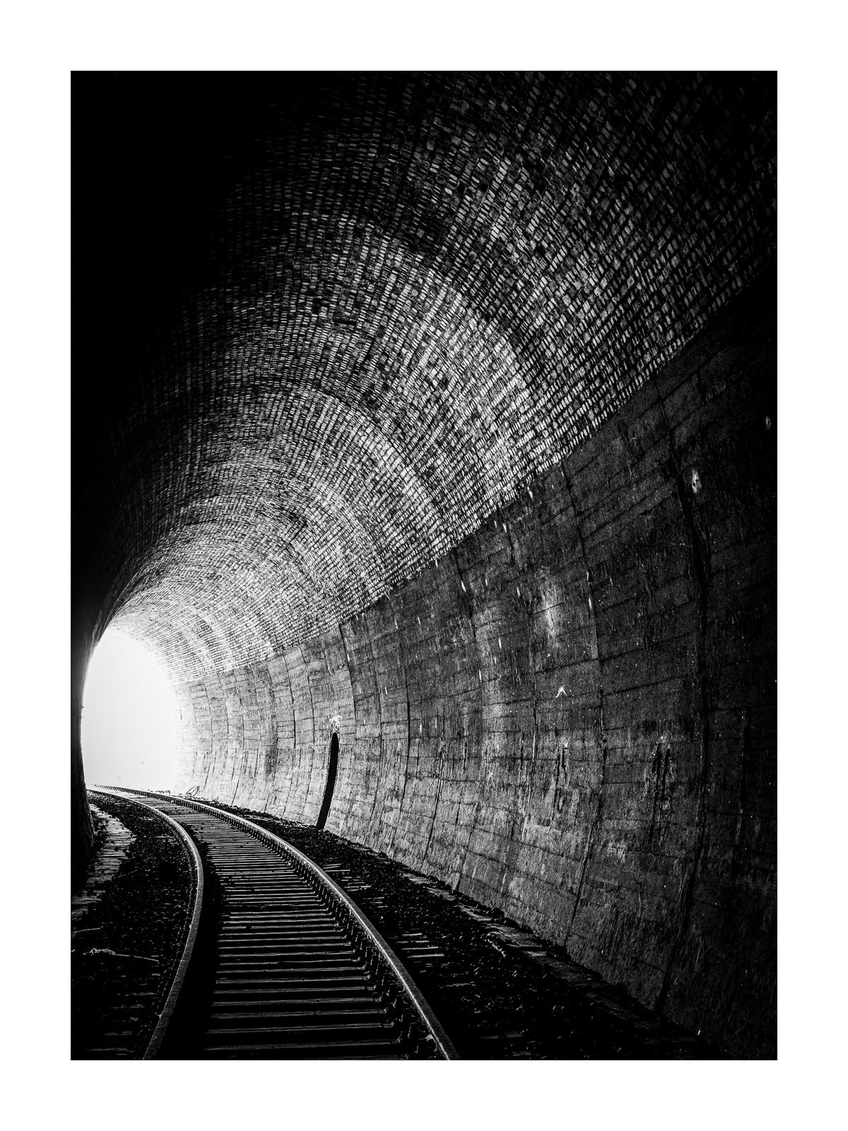 Stempelkopftunnel, Ostportal